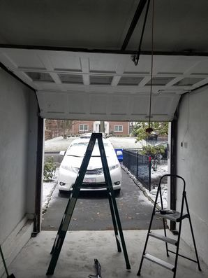 Garage Door Installation in North Providence Rhode Island